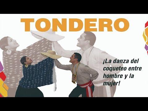 TONDERO BAILE POPULAR DEL PERU