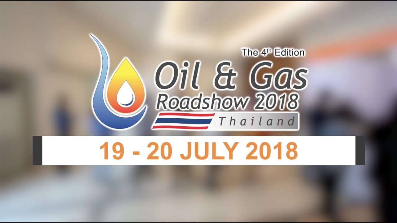 Home - Thailand Oil & Gas Roadshow