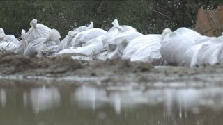 Flooding hits Cimmaron NM