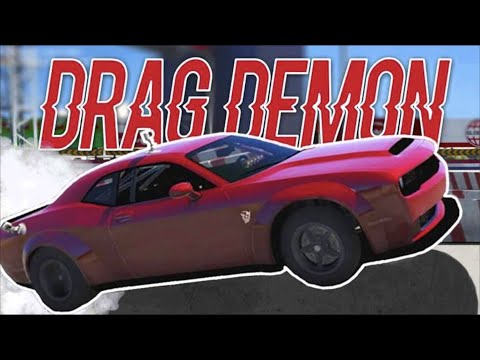 GTA 5 FiveM - NEW Server NFSU2 + MidnightClub = Velocity Underground  (Dodge Demon)