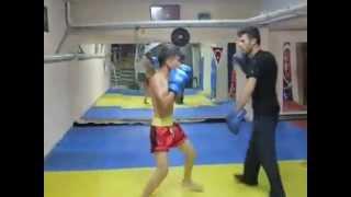Mehmet Akif Okçu 48 kg Genç Antrenman