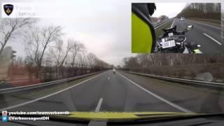 Ambulancebegeleiding vanaf Bronovo naar het LUMC 03-02-2016