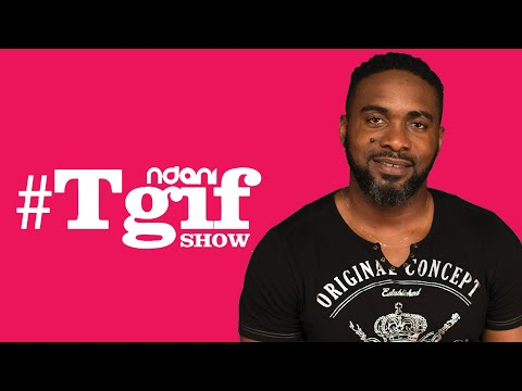 Uzor Arukwe on the NdaniTGIFShow