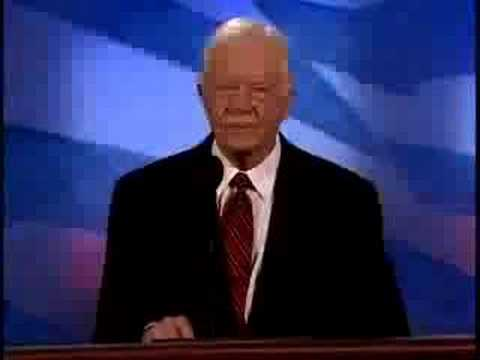 2004 DemConvention Speeches: Jimmy Carter