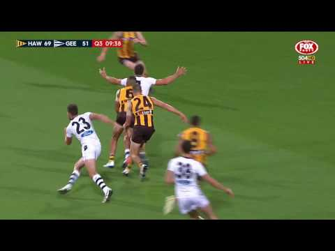 JLT Community Series Highlights: Hawthorn v Geelong Cats