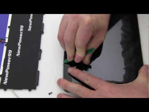 How to Replace Your Samsung Galaxy Tab 10.1 Battery