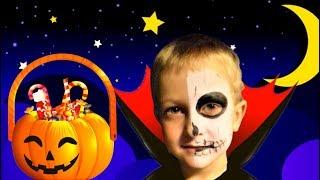 Kids song  happy halloween by Tawaki kids\video for kids