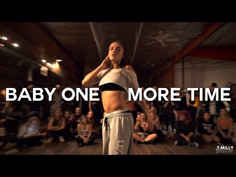 "Jade Chynoweth performs ""Baby One More Time"" Choreography by Yanis Marshall 
