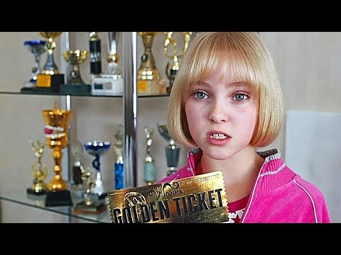 Charlie and the Chocolate Factory - The Four Lucky Winners