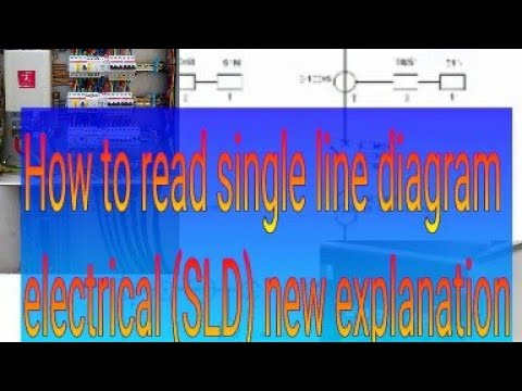 How To Read Single Line Diagram Electricalsldelectrical Map