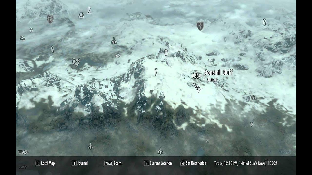 treasure map vi great