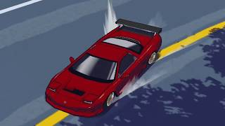 Ura Rokko Touge in this Awesome Old Racing Game! - Auto Modellista