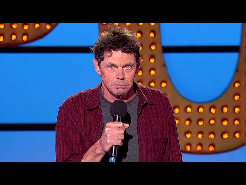 Americans and Guns - Rich Hall - Live at the Apollo - Series 9 - BBC Comedy Greats