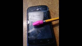 Can A Pencil Eraser Fix A Crack On Your Phone