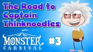 "Poptropica: Road to ""Captain Thinknoodles"" - Monster Carnival Part 3"