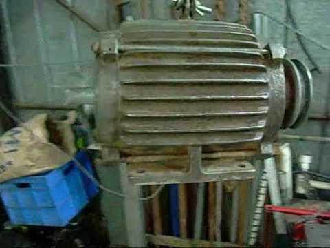 RPC Motor Preparations