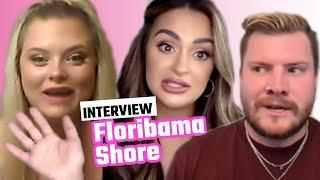 'Floribama Shore's Nilsa Codi & Aimee Talk Season 5