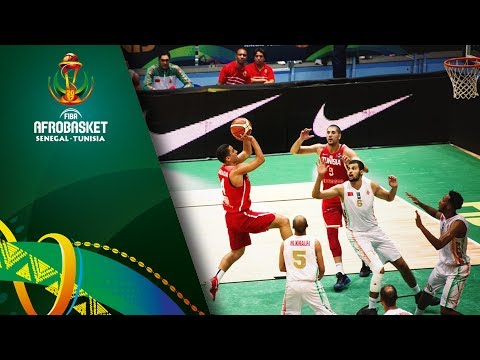 Morocco v Tunisia - Full Game - Semi Finals - FIBA AfroBasket 2017