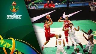 Morocco v Tunisia - Full Game - Semi Finals - FIBA AfroBasket 2017