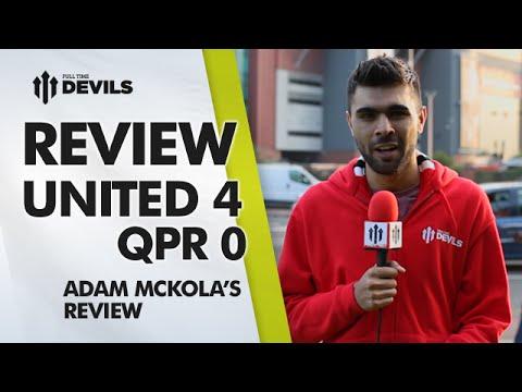 Di Maria was Majestic! | Manchester United 4 QPR 0 | REVIEW