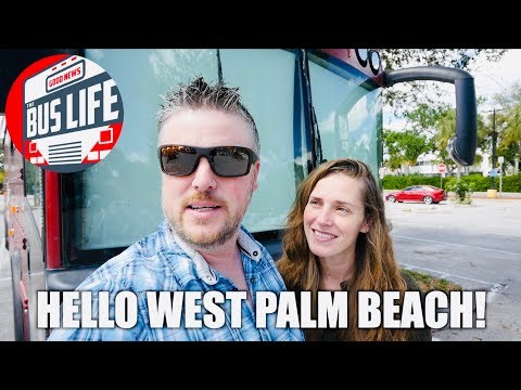 Meet up in West Palm Beach, FL   The Bus Life