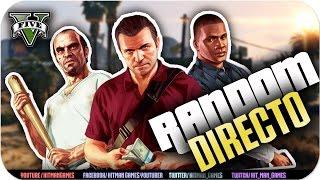 RETO DEL CAZA Y PISCINAZO COMPLETO !!! | RANDOM GTA V PC | Gameplay en Español