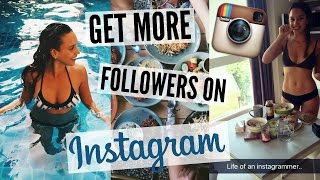 HOW TO GAIN INSTAGRAM FOLLOWERS | 10 BEST TIPS