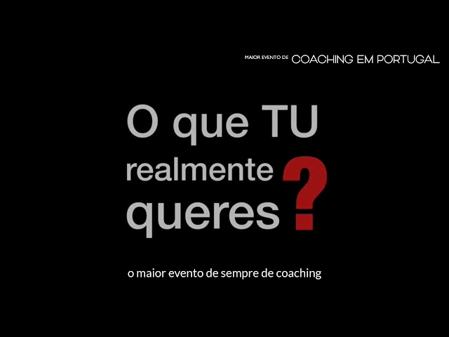 MomentUM Portugal: o primeiro dia desta nova vida | Evento Coaching | Top Vídeo | Ricardo Mendoza