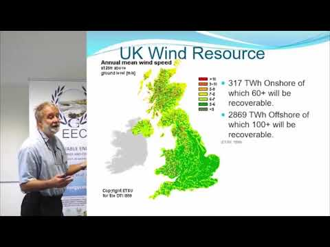 Wind Power in the UK: could we run only on wind?