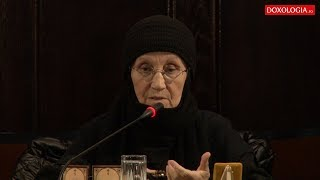 Conferinta ,,Treptele iubirii - de la prietenie la casatorie - Maica Siluana Vlad - Partea ...