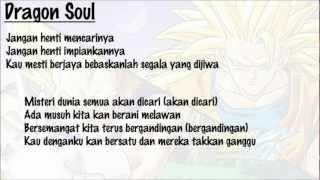 Dragon Soul Bahasa Malaysia Cover
