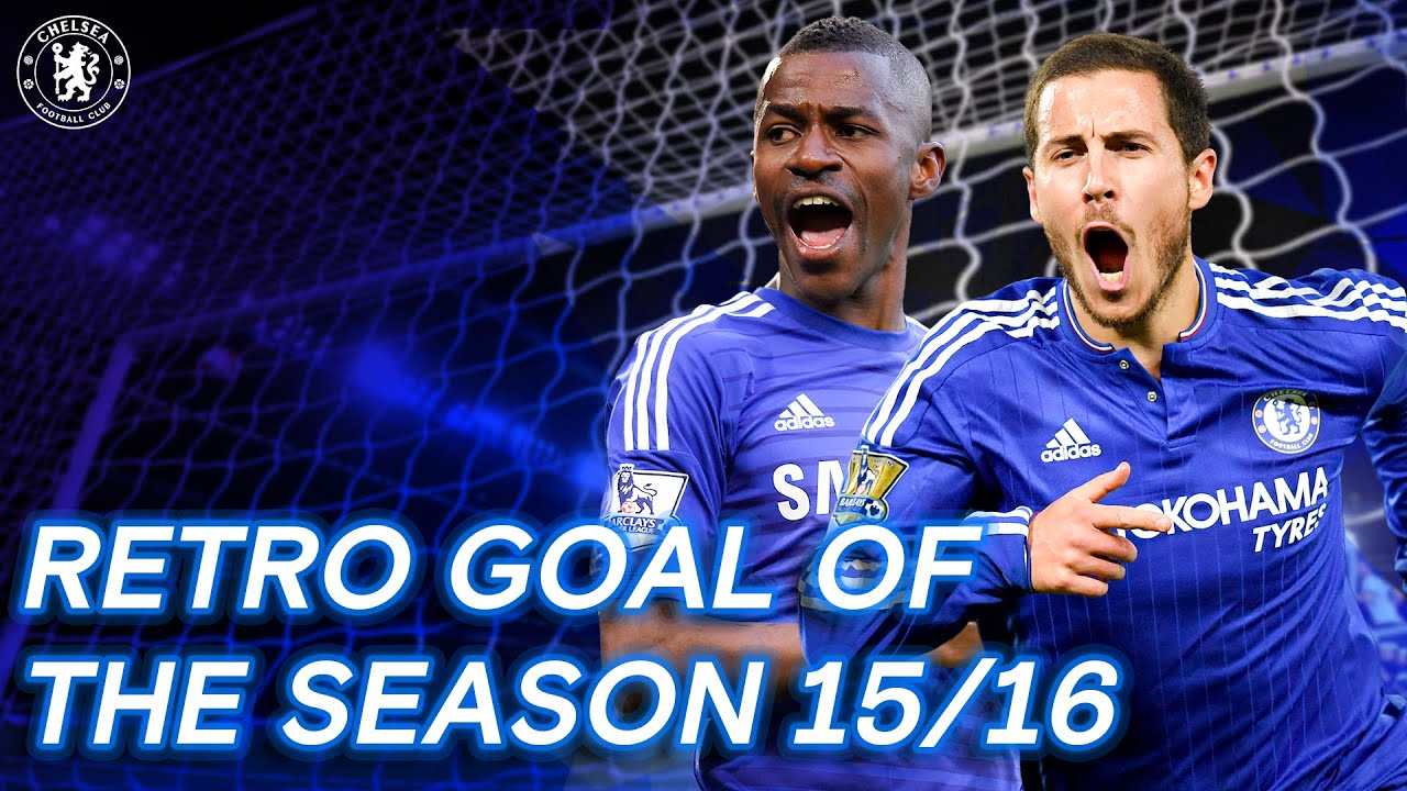 Retro Goal Of The Season 2015/16 ft. Eden Hazard, Costa & More