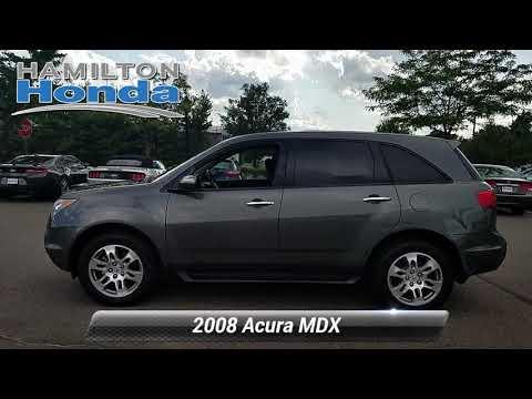 Used 2008 Acura MDX 4WD 4dr, Hamilton Township, NJ 27231T
