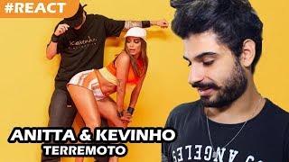 Baixar Anitta & Kevinho - Terremoto (REACT) | Reações e comentários