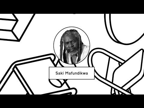 Design Lecture Series - Saki Mafundikwa