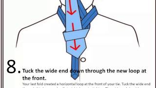 How to tie a tie - 3 easy ways to tie a tie with proper steps! wear a tie in 20 seconds! Try it Now!
