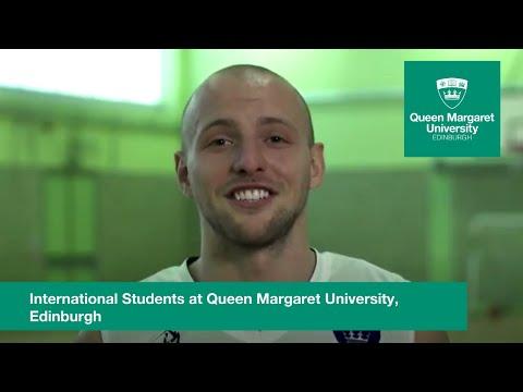 International Students on why they chose Queen Margaret University, Edinburgh