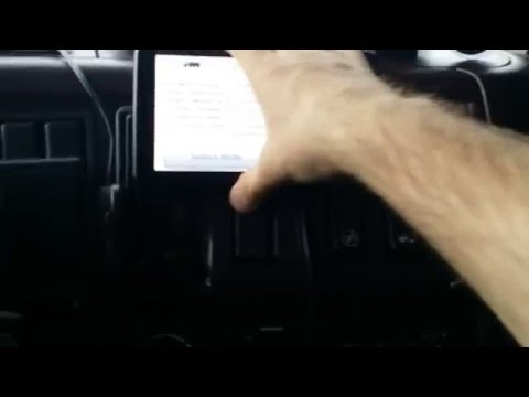 Best Garmin GPS dashboard mount for Volvo semi truck! Life time warranty!!!