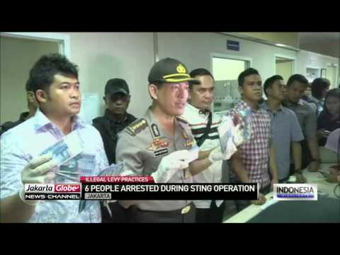 6 People Arrested In Sting Operation At Transportation Ministry