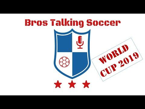 World Cup 2019 - Day 2 Recap (June 8, 2019)