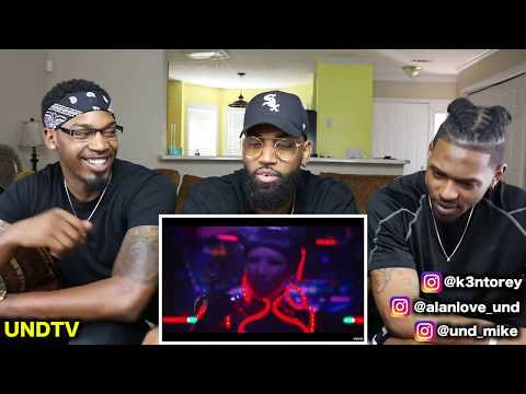 Nicki Minaj - Chun-Li [REACTION]