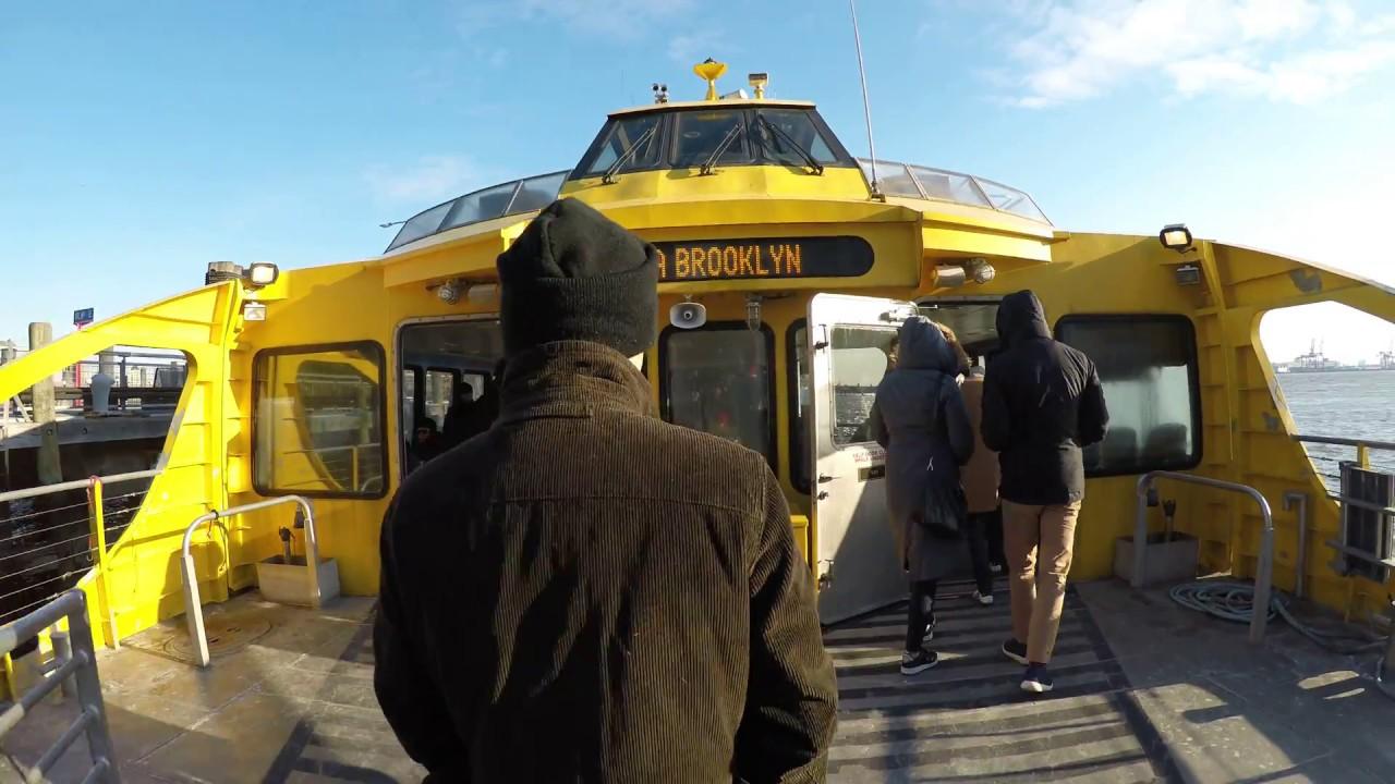 ⁴ᴷ Ikea Express Ferry From Pier 11