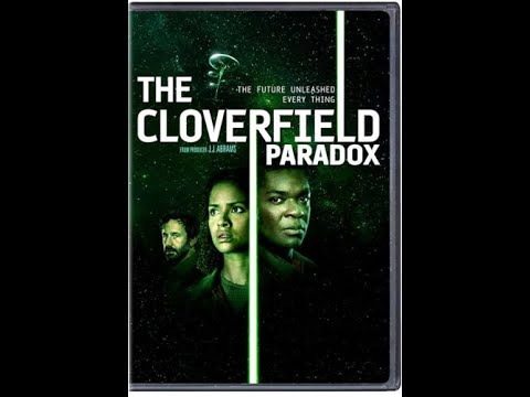 Opening To The Cloverfield Paradox 2019 DVD