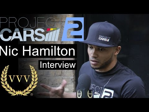 Project Cars 2 Nic Hamilton Interview