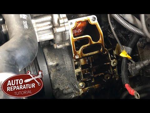 BMW M54 Massiver Ölverlust   Ölfiltergehäusedichtung Wechseln (TUTORIAL)