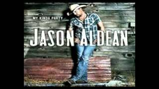 Jason Aldean - Tattoos On This Town Lyrics [Jason Aldean