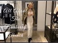 BURBERRY TRENCH COAT | How to style it