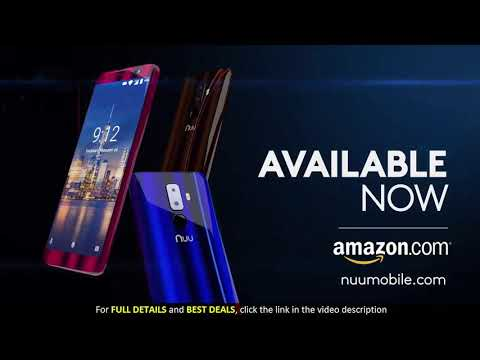 "nuu-mobile-g3-unlocked-cell-phone---5.7""-android-smartphone---sapphire-blue"