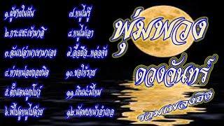 รวมเพลงฮิต แม่ผึ้ง พุ่มพวง ดวงจันทร์