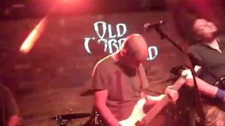 OLD CORPSE ROAD @ ROCK CITY - DAMAGED STOCK 11, NOTTINGHAM, UK.